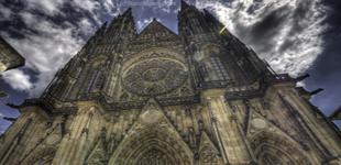 Katedra św. Wita, Wieża Południowa - Praga