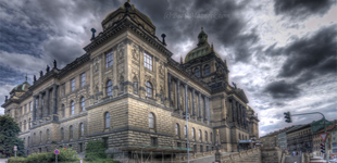 Muzeum Narodowe - Praga