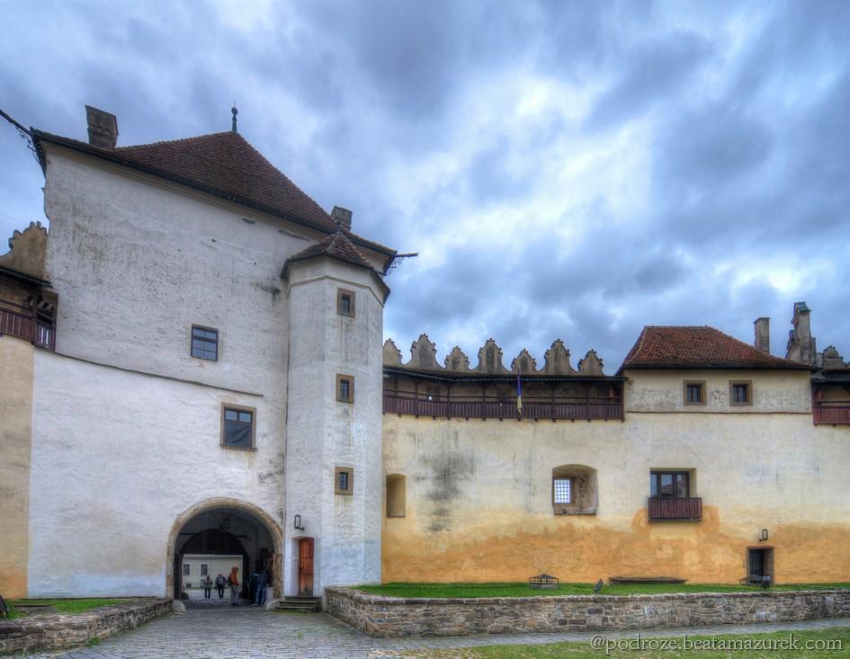 Zamek Kezmarok02