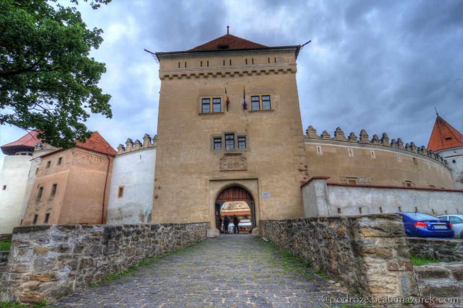 Zamek Kezmarok05