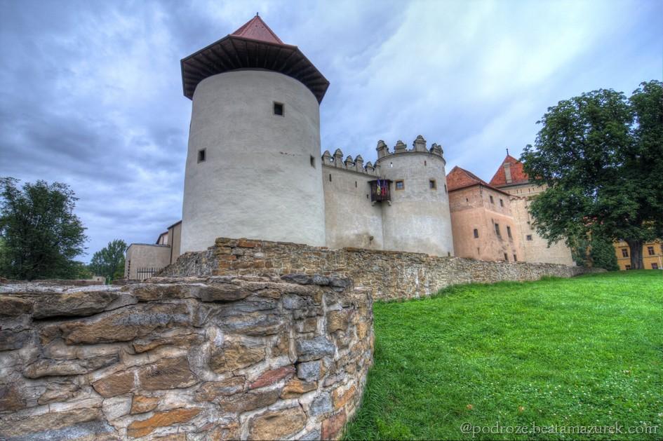Zamek Kezmarok10