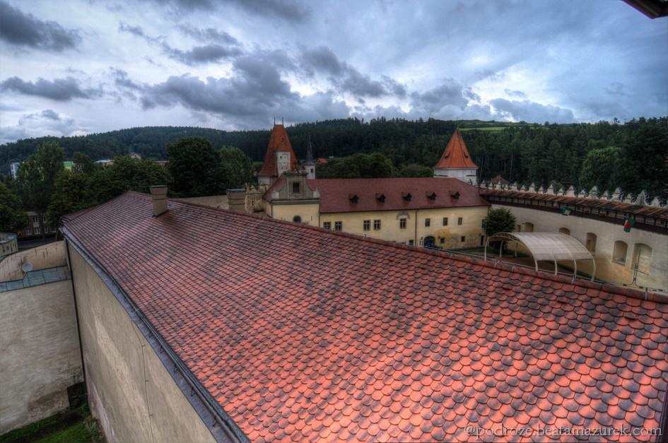 Zamek Kezmarok31