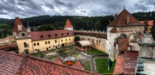 Zamek Kieżmarski - Słowacja