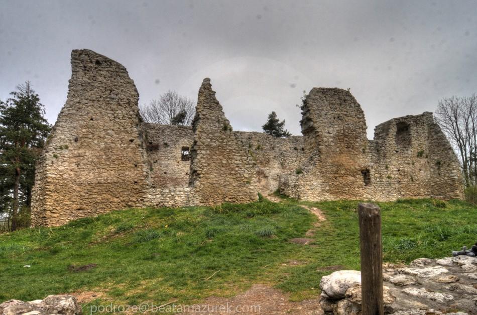 Zamek Bydlin 07