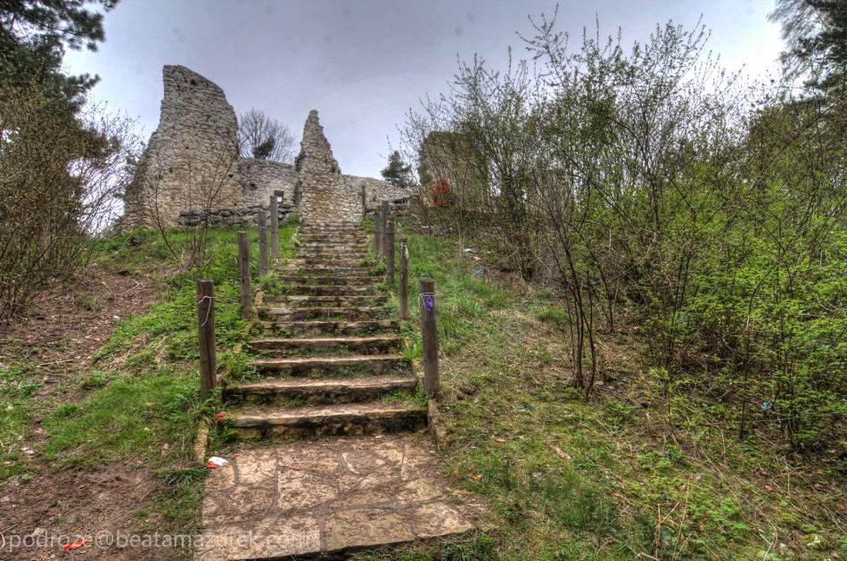 Zamek Bydlin 08