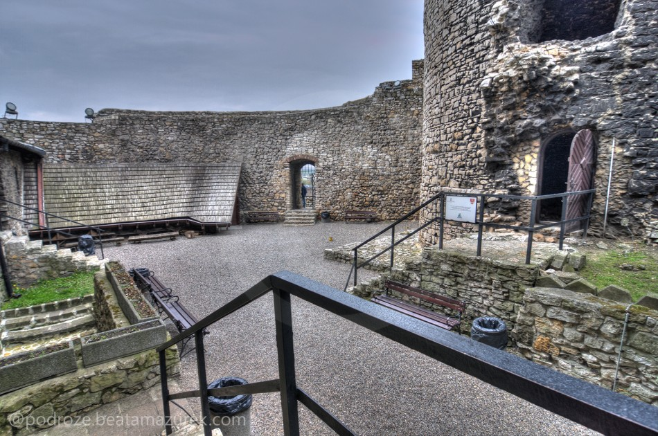 Zamek Bedzin 09