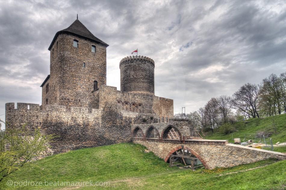 Zamek Bedzin 17