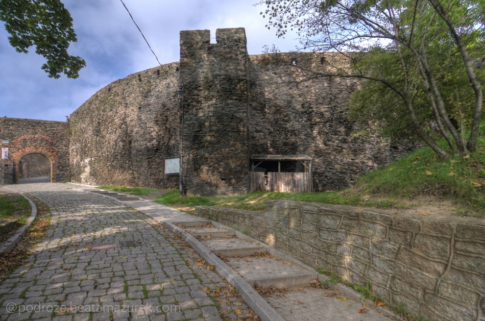 Zamek Bolkow 01
