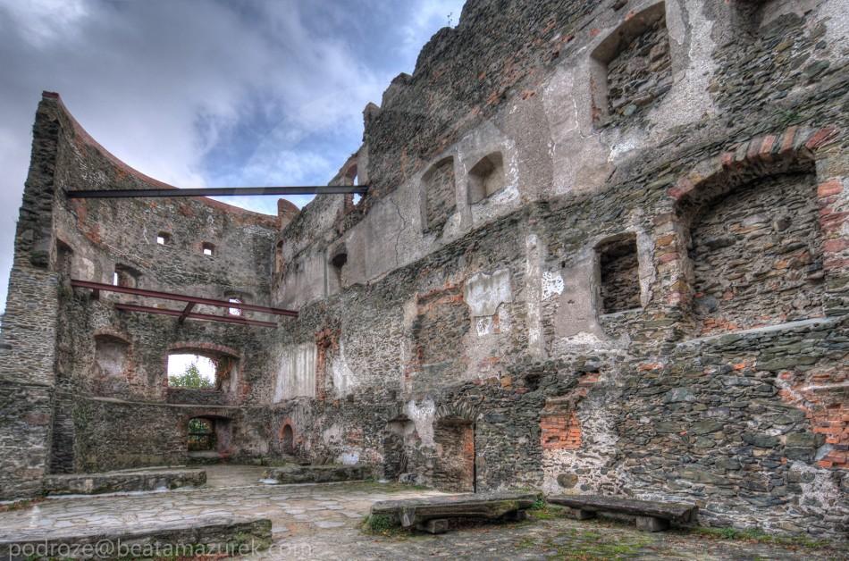 Zamek Bolkow 16