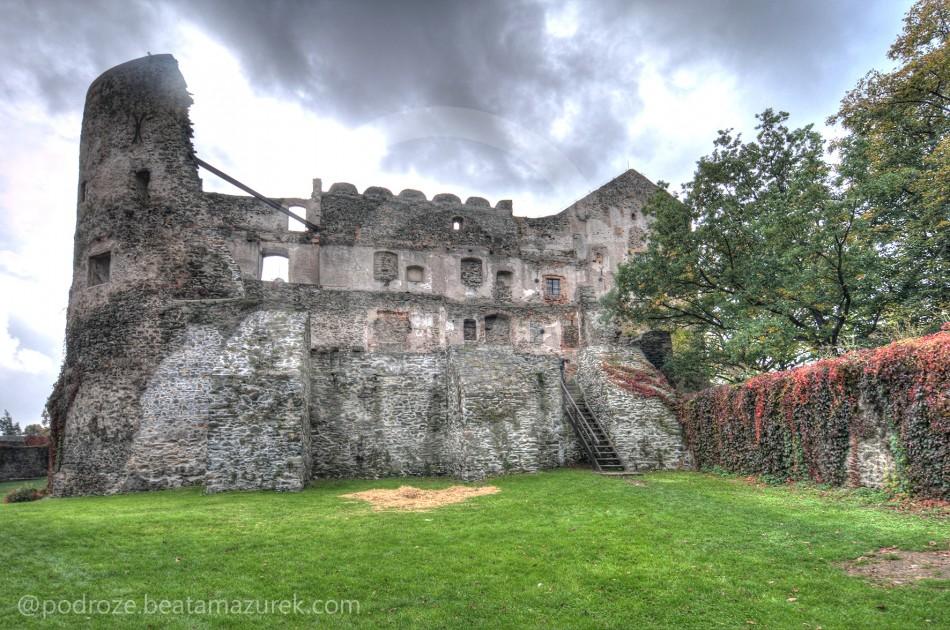 Zamek Bolkow 19