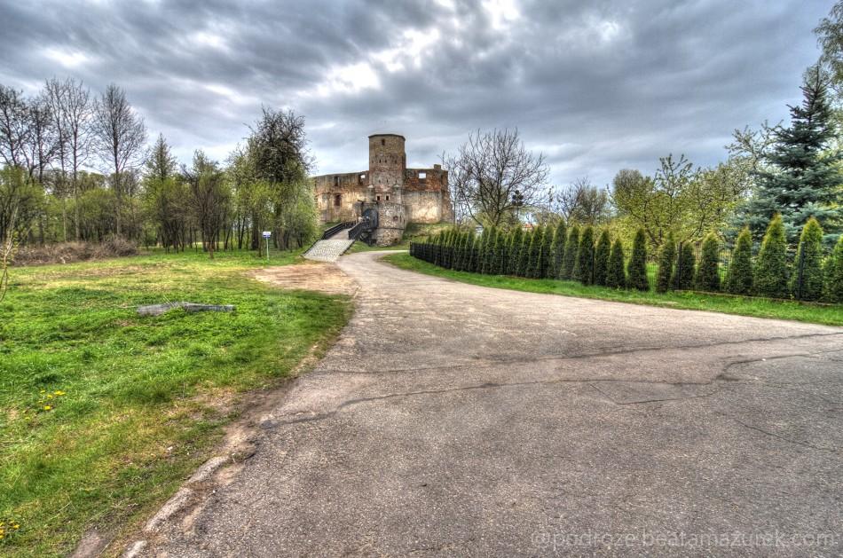 Zamek Siwierz 01