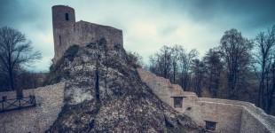 Zamek Pilcza