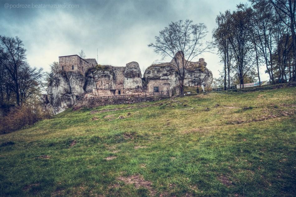 zamek_bakowiec