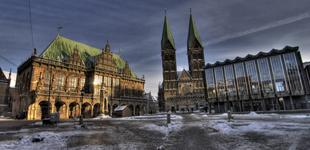 Brema - Stare Miasto