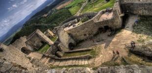 Zamek Spiski - Słowacja
