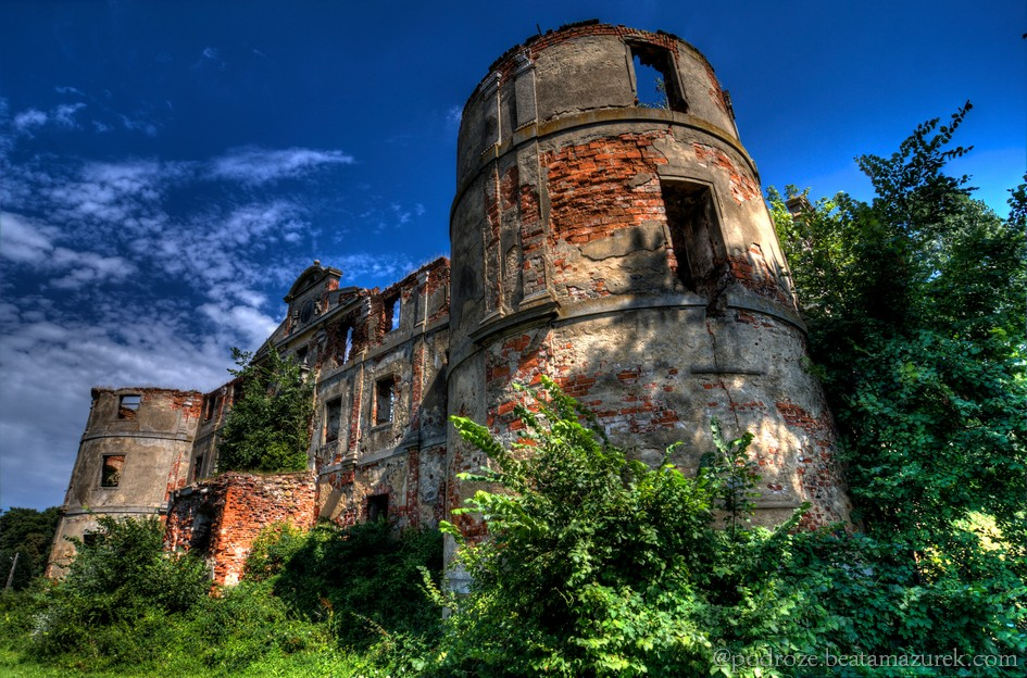 Zamek Czernina05
