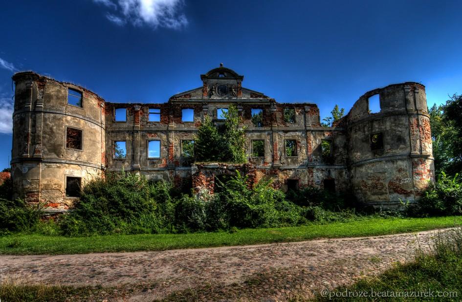 Zamek Czernina10