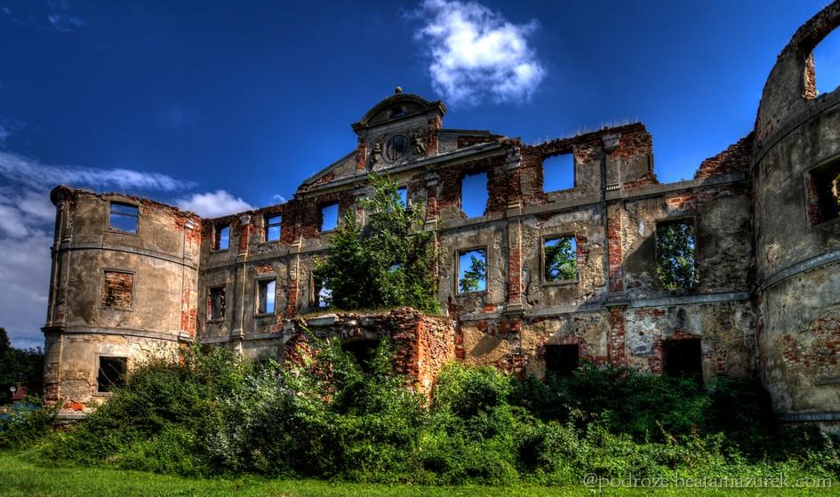 Zamek Czernina13