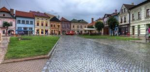 Kieżmark (Kežmarok) - Słowacja